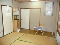 入口から「施術室」